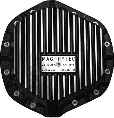 Mag-hytec Aluminum Diff Cover Aam 11.5  American Axle Dodge Ram 2500 3500  03-12 • 305$