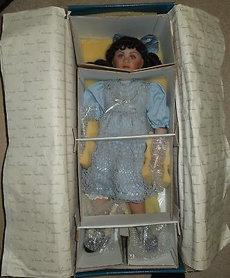 New Master Piece Gallery Limited Edition Doll Anika By Donna Faville 1998 #144 • 48.24£