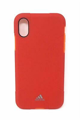 AU6.32 • Buy Adidas Solo Series Hybrid Hard Case For Apple IPhone X And IPhone Xs (New)- Pink