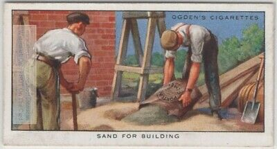 £1.97 • Buy Sand Used In Concrete And Plaster Building Construction 80+ Y/O Trade Ad Card