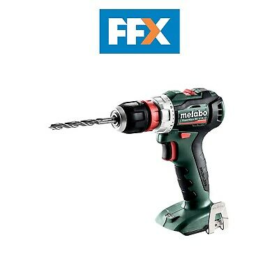 Metabo 601039840 12v Li-ion Quick System Brushless Drill/Driver Bare Unit In Met • 134£