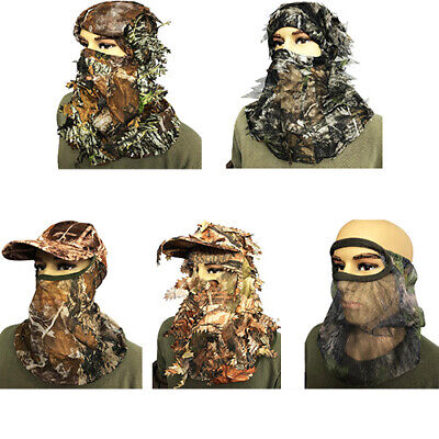 £9.95 • Buy Camouflage Face Mask Hunting, Shooting, Wildlife Photography, Pigeon Decoy Camo
