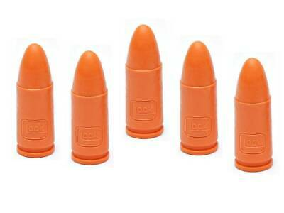 $ CDN12.03 • Buy OEM Glock 9mm Snap Cap Dummy Rounds For Training - Set Of 5 - Genuine!