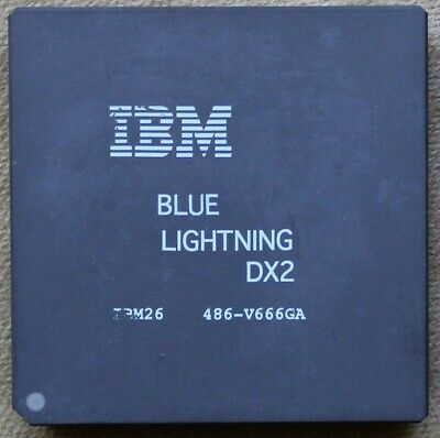 AU50 • Buy IBM Blue Lightning DX2 IBM26 486-V266GA