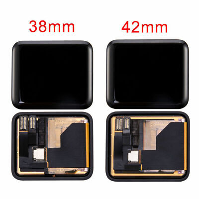 $ CDN129.32 • Buy Apple Watch Series 1 2 Iwatch 38mm 42mm LCD Display Touch Screen Digitizer Panel