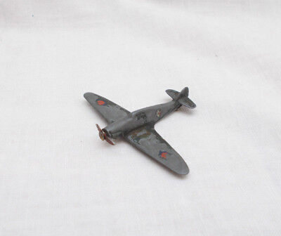 £75 • Buy Vintage Dinky Toys No 62H Hawker Hurricane Aircraft 1940 / 41 Wartime Production