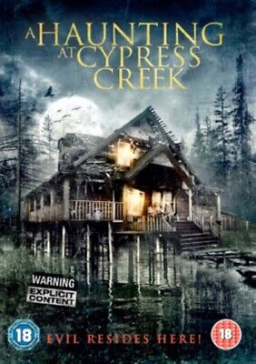 NEW A Haunting At Cypress Creek DVD (HZF051) • 7.75£