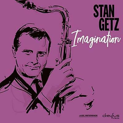 Stan Getz - Imagination (NEW CD) • 7.99£