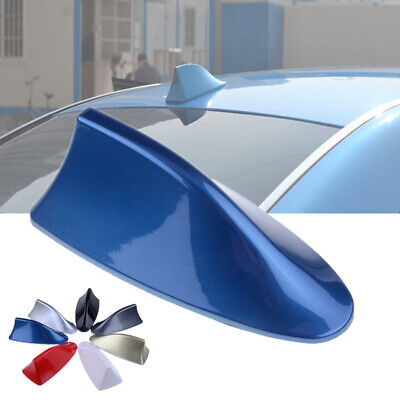 Silver Universal Car SUV Auto Shark Fin Decor Dummy Roof Antenna Aerial For BMW • 8.99£