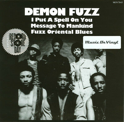 Demon Fuzz I Put A Spell On You New Sealed Rsd Limited Vinyl 7  In Stock • 11£