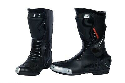 £103.89 • Buy Expand  Motorcycle Boots, Mens, Black, All Sizes, Sports, Track, Touring