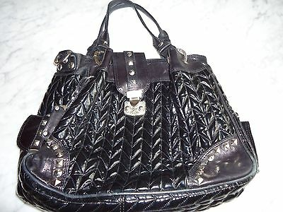 £78 • Buy RUSSELL & BROMLEY Patent Black Leather Large Bag