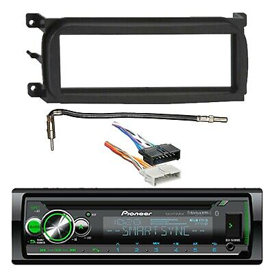 $151.99 • Buy Pioneer Bluetooth Receiver, Dash Kit, Wiring Harness, Antenna Adapter Cable