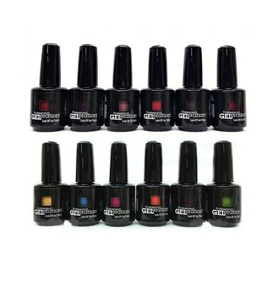 Jessica GELeration - CHOOSE ANY COLORS - A-Z Colors - 0.5oz / 15mL Each • 14.50£