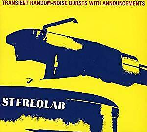 £12.74 • Buy Stereolab - Transient Random-Noise Bursts With Announcements - Reissue (NEW 2CD)
