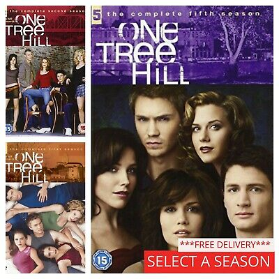 One Tree Hill Season 1 2 3 4 5 6 7 8 9 DVD Box Set Complete Series Collections • 69.89£