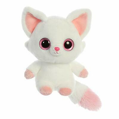 Collectible Soft Toy - Stuffed Animal - Yoohoo Pammee Fennec Fox 8  Approx • 15.99£