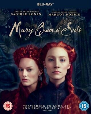NEW Mary Queen Of Scots Blu-Ray (8317731) • 10.13£