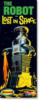 AU38.24 • Buy Lost In Space - Mini B9 Robot Model Kit