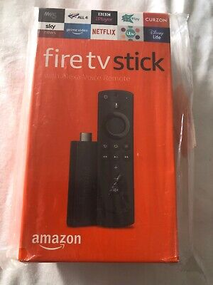 AU100 • Buy Amazon Fire TV Stick - Black