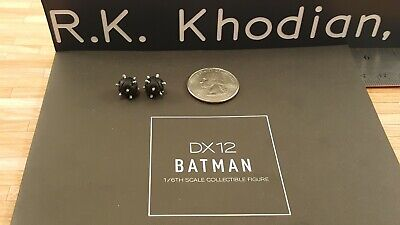 $ CDN30.40 • Buy Hot Toys DX12 Genuine 1:6 Scale Batman TDKR Action Figure's 2 Bombs Only!