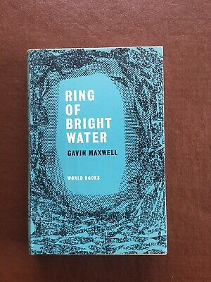 Ring Of Bright Water, Gavin Maxwell 1961 World Books Good Condition • 11.99£