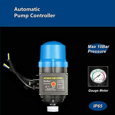 AU45 • Buy Automatic Water Pump Controller Pressure Switch Electric Electronic Control Sk13