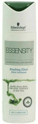 Schwarzkopf Essensity Brushing Elixir Dry Coarse Hair 200ml • 6.95£