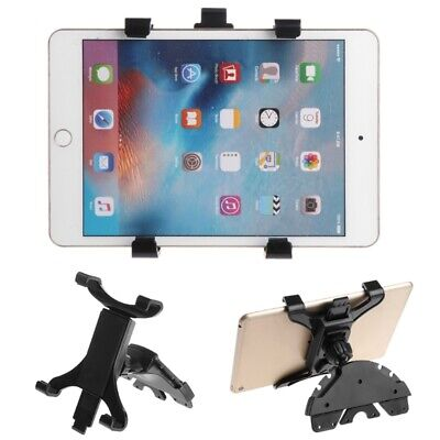 Universal 360° In Car CD Slot Holder Mount Stand For 7-10  Inch Tablet PC GPS UK • 4.84£