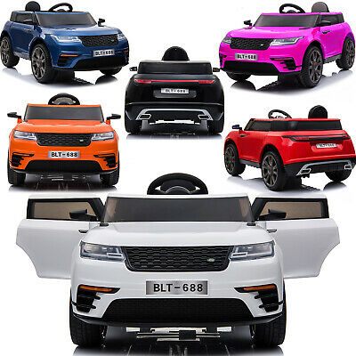 Kids Range Sports 12V Battery Electric Ride On Car Remote Control Jeep  • 140.99£