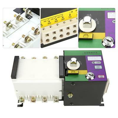 £118.35 • Buy 400V Isolation Type Dual Power Automatic Transfer Switch ATS 100A/4P HOT