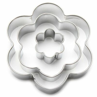 £2.69 • Buy REDUCED: Flower Fondant / Cookie Cutter Set