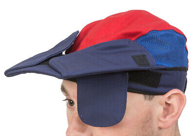 £12.99 • Buy Centaur Model 15 Shooting Cap With Blinder And Side Flaps