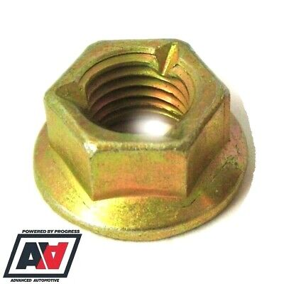 £2.95 • Buy Exhaust Manifold Down Pipe Turbo Flanged Nut M10x1.25 Aftermarket For Subaru ADV