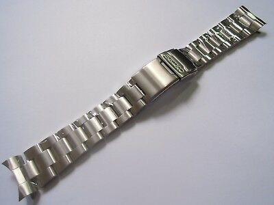 $ CDN80.45 • Buy New 22mm Solid Oyster Bracelet Fits Seiko Diver's 7s26, Skx007, Skx009, 7002