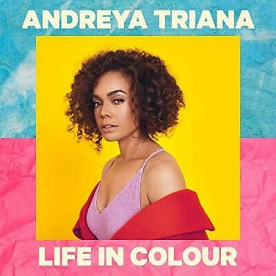 Andreya Triana - Life In Colour (NEW CD) • 11.52£
