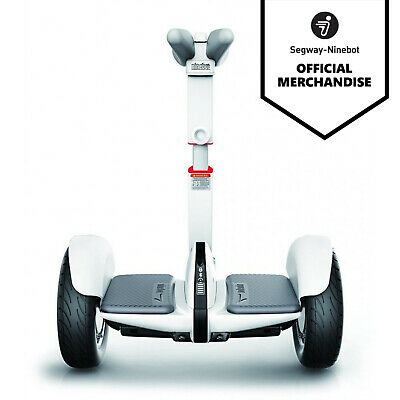 AU899 • Buy Mini Segway S Pro By Ninebot (White) - Official Store
