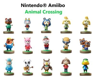 AU37.87 • Buy Nintendo® Amiibo Figure Animal Crossing Series Figure - Pick Your Own!