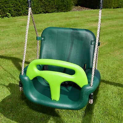 Rebo 3 In 1 Baby, Toddler Children's Growable Replacement Swing Seat - 2 Colours • 34.95£