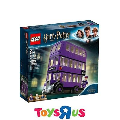 AU67.80 • Buy LEGO 75957 Harry Potter The Knight Bus (BRAND NEW SEALED)