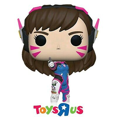 AU24.40 • Buy Funko Overwatch - D.Va Pop! Vinyl Figure