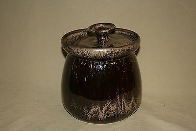 $ CDN14.99 • Buy Blue Mountain Pottery #406 Mocha Canister With Lid Mint 41033