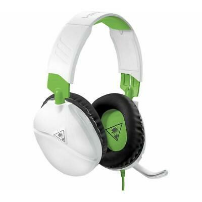 £12.50 • Buy Turtle Beach Ear Force Recon 70 Gaming Headset Multi-Platform White And Green
