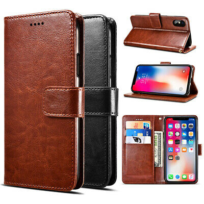 AU11.99 • Buy Quality Leather Wallet Card Holder Case Cover For OnePlus 7/7 Pro 6/6T 5/5T 3/3T