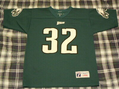 brand new 58597 c38a5 eagles throwback jersey