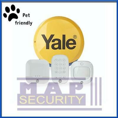 Yale Ia-310 -pf Sync Pet Friendly Family Alarm,full App Control *new* • 255£