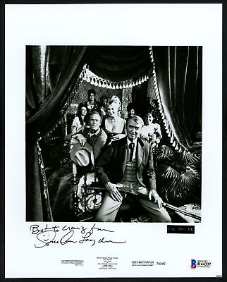 $49 • Buy Sue Ane Langdon Autographed Signed 8x10 Photo Actress  To Craig  Beckett H44337