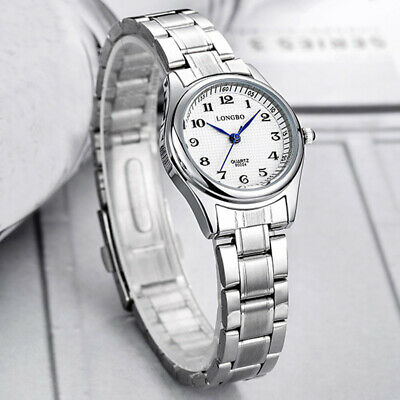 AU21.99 • Buy Elegant Women Ladies Waterproof Watches Stainless Steel Band Quartz Wrist Watch