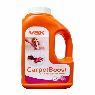 Vax Carpet Boost Manual Shampoo For Carpets 750ml Floral Infusion Removes Dirt • 8.29£