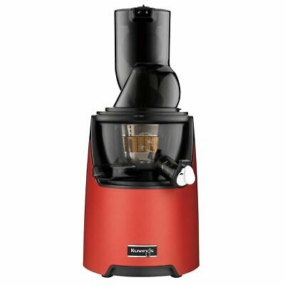 Kuvings EVO820 Wide Feed Slow Juicer In Red • 479£